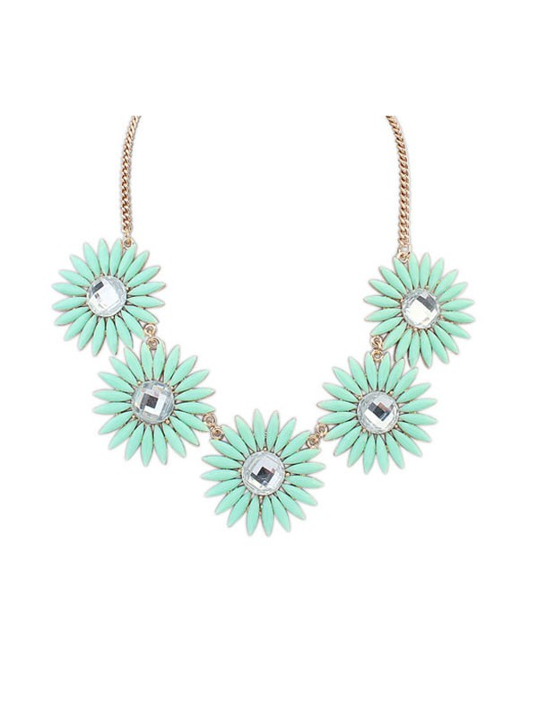 Occident Fashionable Fresh Sweet Hot Sale Necklace